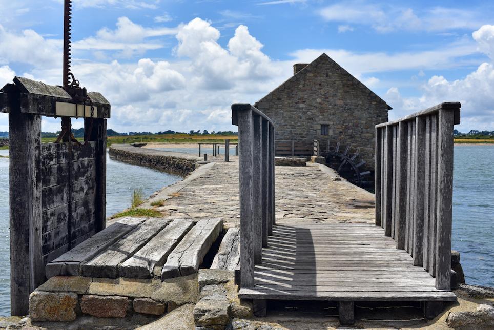 4 jours sur l'île d'Arz, Golfe du Morbihan